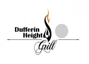 Logo Dufferin Heights Grill