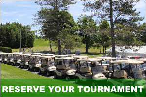 Reserve your tournament