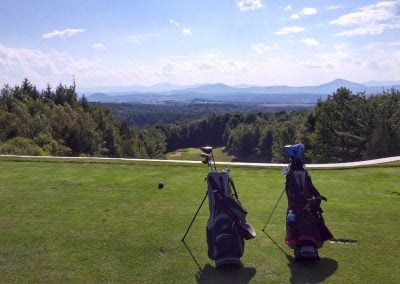 Dufferin Heights Golf Club / The jewel of the Eastern Townships