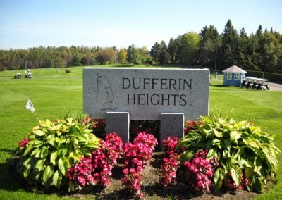 Club de golf Dufferin Heights