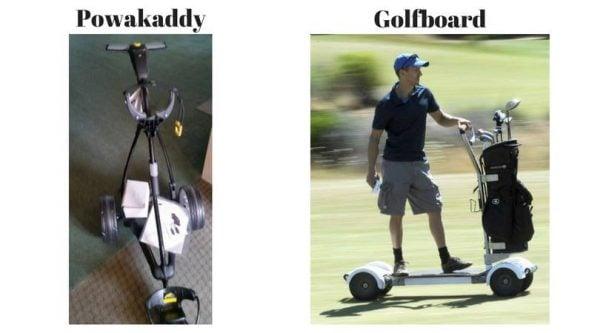 Powakaddy Golfboard