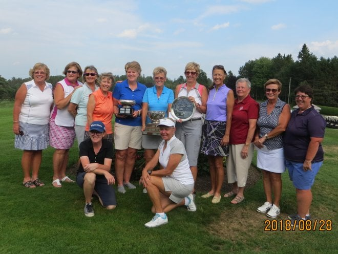 The Eastern Townships ladies championship