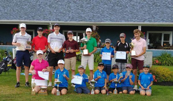 championnat du club junior