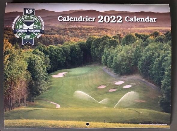 Dufferin Heights centennial calendar